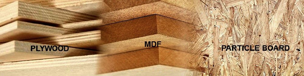 Plywood Vs Mdf Particle Board